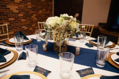 Elegant white hydrangea and rose centerpieces. Texas florist Jessica Ormond Events. Tara Hobgood Photography.