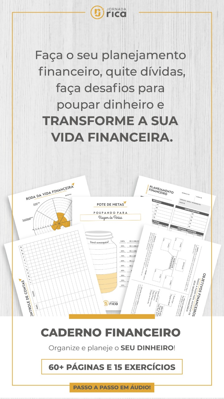 Caderno Financeiro