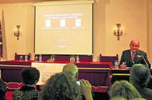 Conferencia Manuel Antonio Barea I Jornadas de Archivos Privados