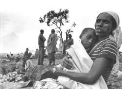 Campo de Kibumba (Zaire) - 1994 ©Javier Bauluz