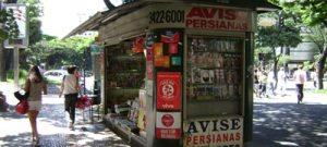 Professor da FAU comenta a liberação de publicidade em bancas de jornal