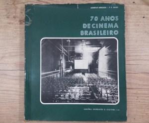 Paulo Emilio imprimiu a sua paixão em livros