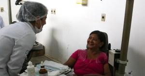 No primeiro dia em Rondônia, USP atende mais de 110 pacientes