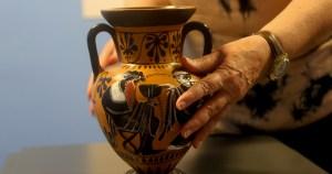 Arqueólogos da USP resgatam os caminhos da Grécia Antiga