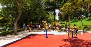 Parque, praça e ciclovia perto incentivam exercício, confirma estudo