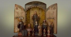 Peças religiosas do Museu Paulista são tema de palestra