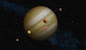 """Cientistas acham """"sem querer"""" 12 luas de Júpiter, que agora tem 79"""