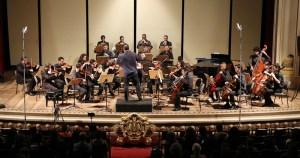 Orquestra USP Filarmônica se apresenta em São Carlos
