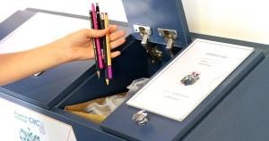 Você sabia que seus lápis e canetas também podem ser reciclados?
