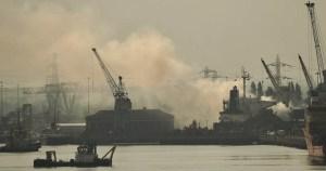 Aerossóis poluentes interferem na atmosfera, no clima e na saúde