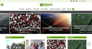 Canal Ambiental reúne pesquisas sobre meio ambiente, saúde e tecnologia