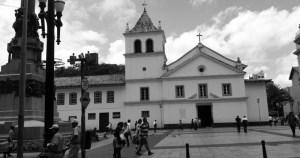 Roteiro turístico apresenta a geologia do centro histórico de São Paulo