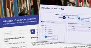 Plataforma agiliza acesso a informações detalhadas dos censos demográficos