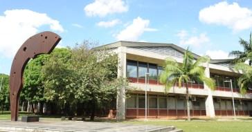 Prédio da Engenharia Civil na Escola Politécnica da USP - Foto: Cecília Bastos/USP Imagens
