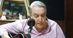 Zé Luiz Mazziotti apresenta novo CD na Rádio USP