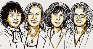 Prêmio Nobel evidencia a importância das mulheres na ciência