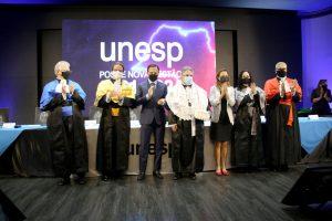 Novo reitor da Unesp destaca diálogo com a sociedade e união interna