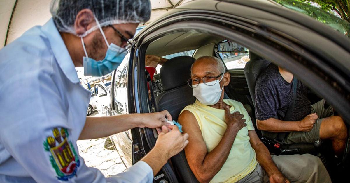 Vacinação - Foto: Fotos públicas