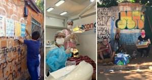 Projeto da USP ajuda pessoas em situação de rua a enfrentar pandemia em Ribeirão Preto
