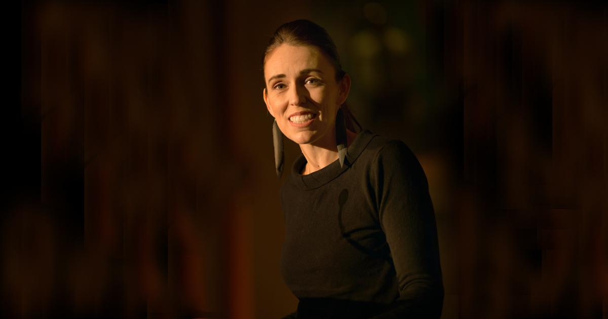 Primeira ministra da Nova Zelândia, Jacinda Ardern - Foto: Peter Jennings - Flickr