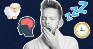 Sono insuficiente pode causar demência a longo prazo