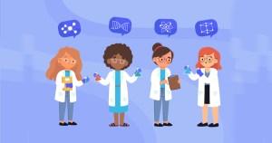 Mais de mil cientistas brasileiras lançam rede que visa a apoiar mulheres durante a pandemia