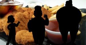 Crianças que consomem ultraprocessados se tornam adultos mais obesos