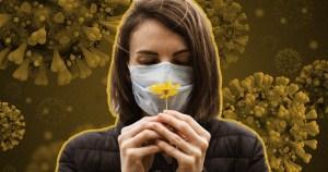 Perda do olfato pela covid traz riscos, mas estudos preliminares indicam que ele volta