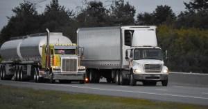 Pesquisadores estimam efeitos da substituição de diesel por gás natural em caminhões