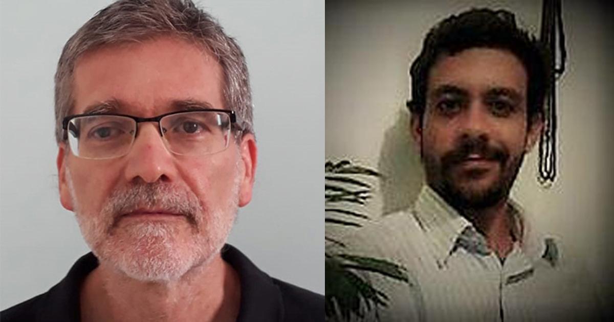 Paulo Eduardo Moruzzi Marques e Fábio Frattini Marchetti - Foto: Arquivo pessoal/Publons