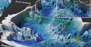 Aquecimento das águas no fundo do Atlântico Sul se acelerou neste século, mostra estudo internacional