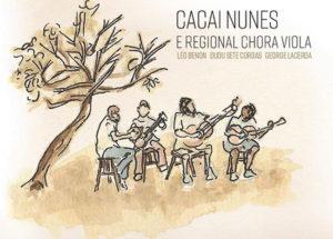 """Chora Viola de Cacai Nunes no """"Revoredo"""""""