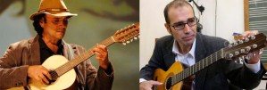 """No """"Revoredo"""", Ivan Vilela e Almir Sater"""