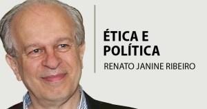 Livro conta experiência de Renato Janine como ministro da Educação