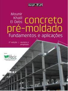 """Professor da USP lança segunda edição do livro """"Concreto pré-moldado"""""""
