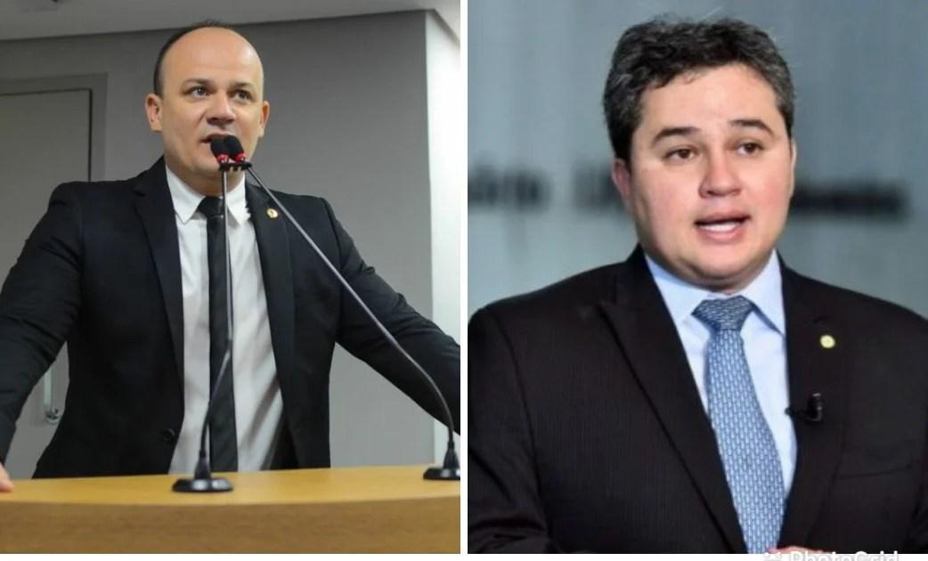 """Cabo Gilberto afirma que para ele, não há espaço no palanque de Bolsonaro para Efraim Filho: """"100% relação cortada para quem é apoiador do governador"""""""
