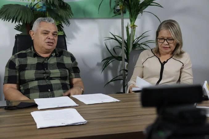 Em seis meses, prefeito de Alhandra aumenta em 256% número de prestadores de serviço