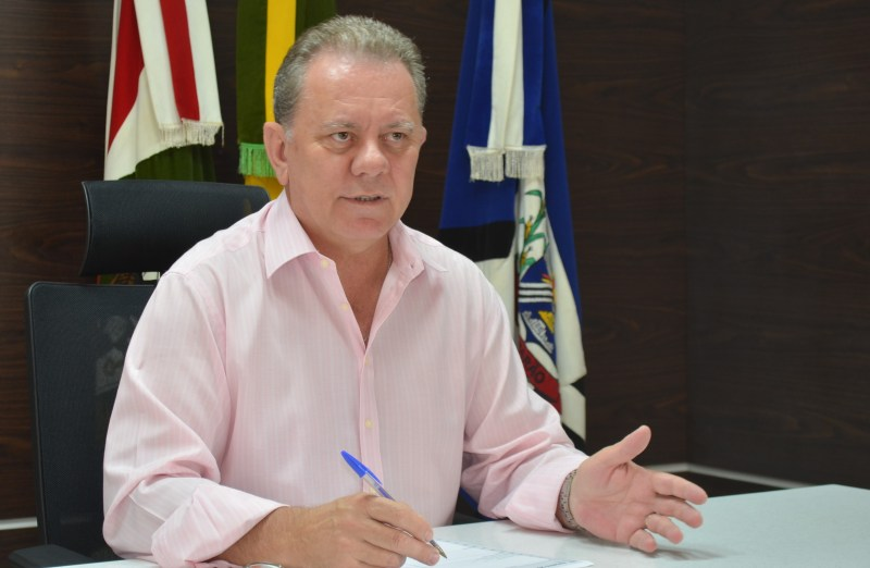 Presidente da FECAM, Joares Ponticelli