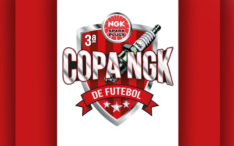 terceira Copa NGK de Futebol-bola-jogog