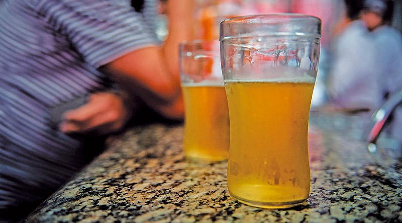Bebidas proibidas para motoristas