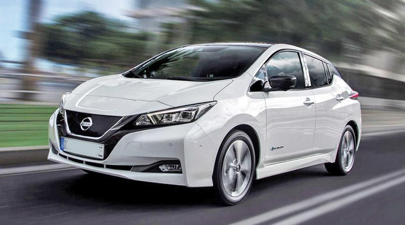 Nissan Carro elétrico