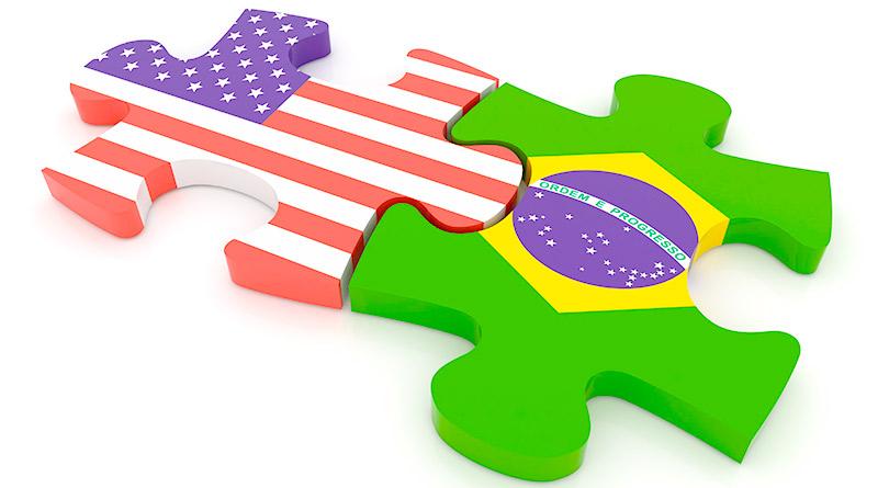 EUA e Brasil