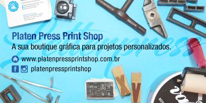 Platen Press Print Shop