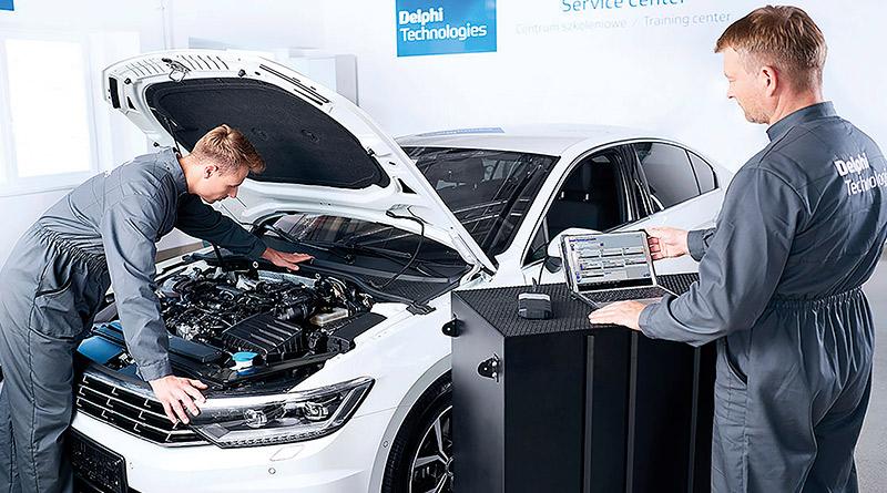 Delphi Technologies-Oferece-diagnóstico-integrado-rápido-intuitivo-sistemas-importantes-veículos