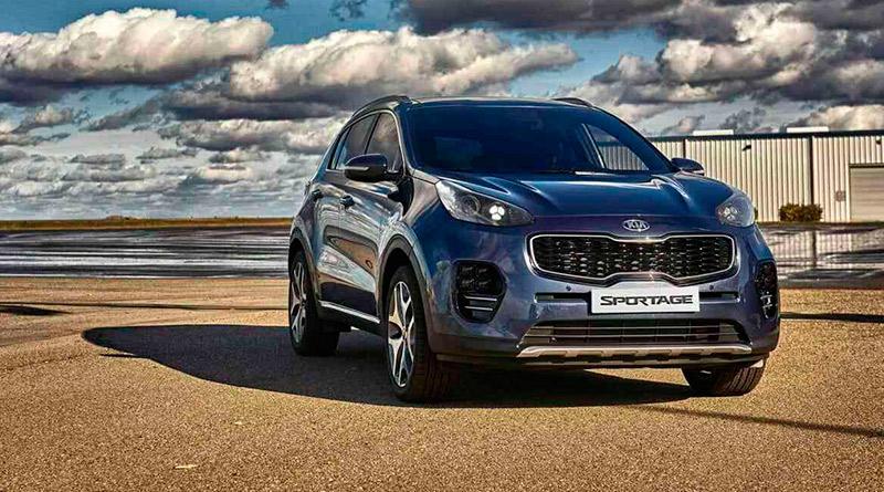 Kia Motors-automóvel-deserto