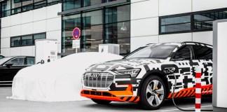 Audi-certificados-autoafirmações-carro-e tron