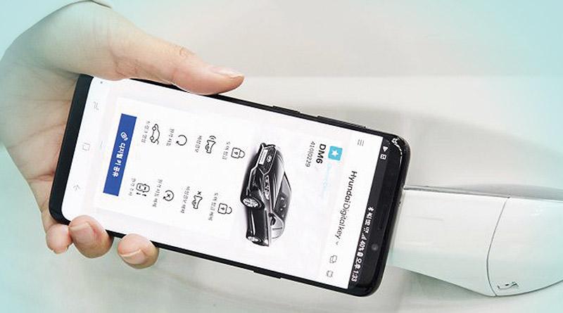 chave digital para smartphone-chave digital