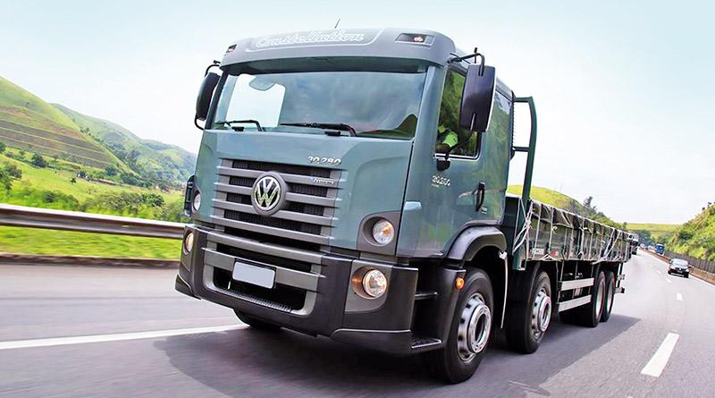 Volkswagen brasil- Caminhões-estrada-Ônibus-caminhão rígido-Constellation 30.280,