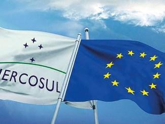 mercosul, união europeira, livre comérico, balança comercial, Bloco europeu