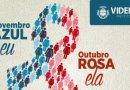 Em Videira: Câncer de próstata e saúde do homem são tema de Novembro Azul